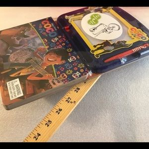 Disney Other - Coco Disney Pixar.story book  Drawing kit